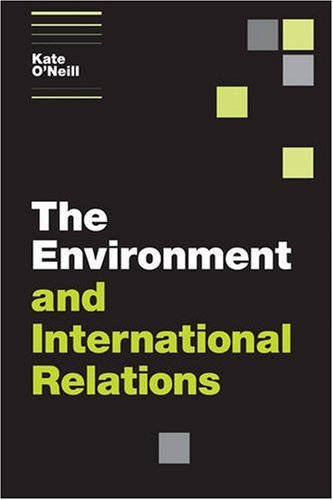 Environment and International Relations   2009 edition cover