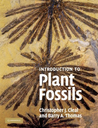 Introduction to Plant Fossils   2009 9780521715126 Front Cover