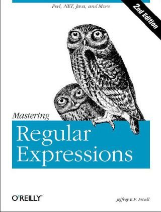 Mastering Regular Expressions  3rd 2006 (Revised) 9780596528126 Front Cover