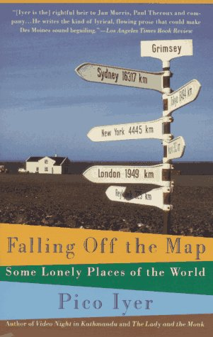 Falling off the Map Some Lonely Places of the World N/A edition cover