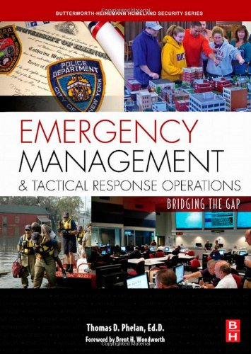 Emergency Management and Tactical Response Operations Bridging the Gap  2008 9780750687126 Front Cover