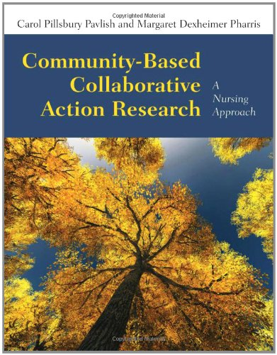 Community-Based Collaborative Action Research   2012 (Revised) edition cover