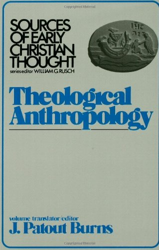 Theological Anthropology N/A edition cover