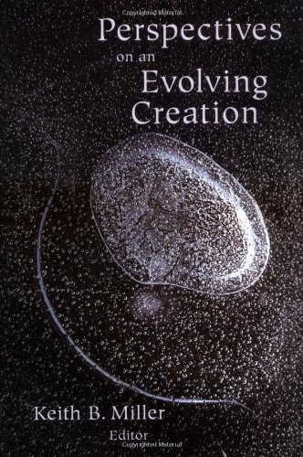 Perspectives on an Evolving Creation   2003 edition cover
