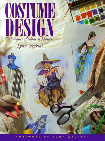 Costume Design : Techniques of Modern Masters  1999 edition cover