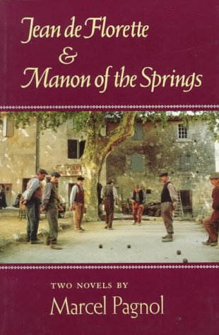Jean de Florette and Manon of the Springs  N/A edition cover