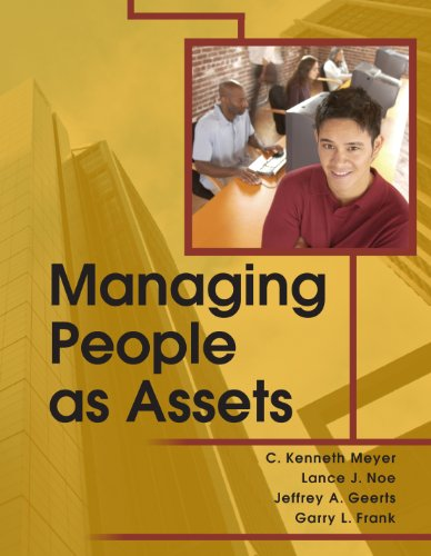 Managing People As Assets Workforce, Workplace, Technology N/A edition cover