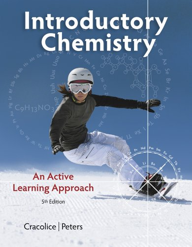 Cengage Advantage Books: Introductory Chemistry An Active Learning Approach 5th 2013 edition cover
