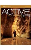 Active Skills for Reading Intro  3rd 2013 edition cover