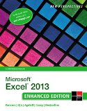 New Perspectives on Microsoft Excel 2013, Comprehensive Enhanced Edition  N/A 9781305501126 Front Cover