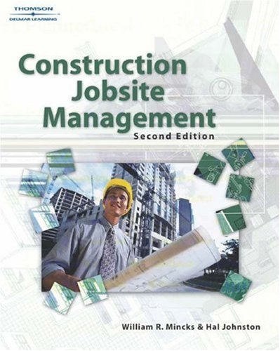 Construction Jobsite Management  2nd 2004 (Revised) 9781401809126 Front Cover