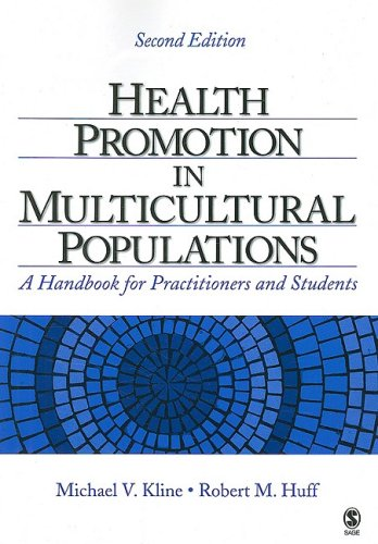 Health Promotion in Multicultural Populations A Handbook for Practitioners and Students 2nd 2008 edition cover