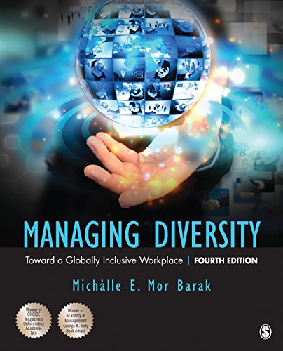 Managing Diversity Toward a Globally Inclusive Workplace 4th 2017 9781483386126 Front Cover