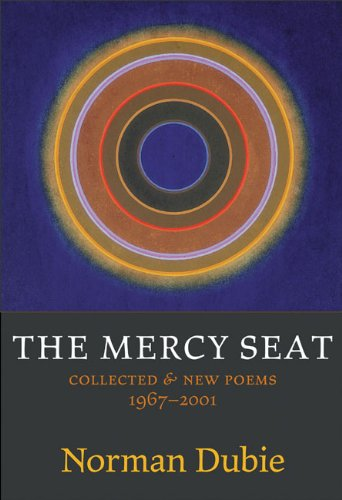 Mercy Seat Collected and New Poems 1967-2001  2004 edition cover