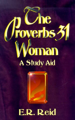 Proverbs 31 Woman  N/A 9781560436126 Front Cover
