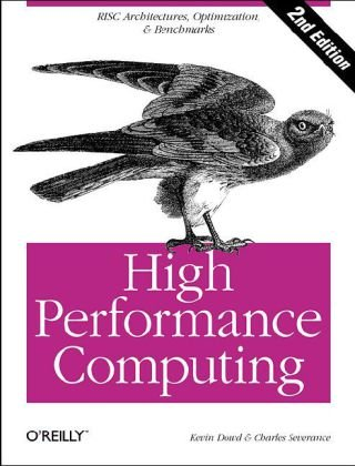 High Performance Computing  2nd 1997 (Revised) edition cover
