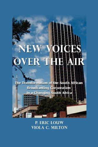 New Voices over the Air The Transformation of South African Broadcasting Corporation in a Changing South Africa  2012 edition cover