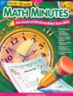 Math Minutes Grade 1   2002 edition cover