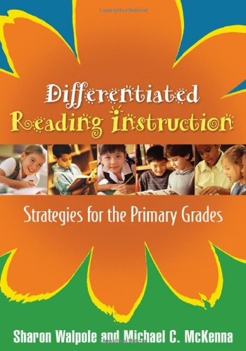 Differentiated Reading Instruction Strategies for the Primary Grades  2007 edition cover