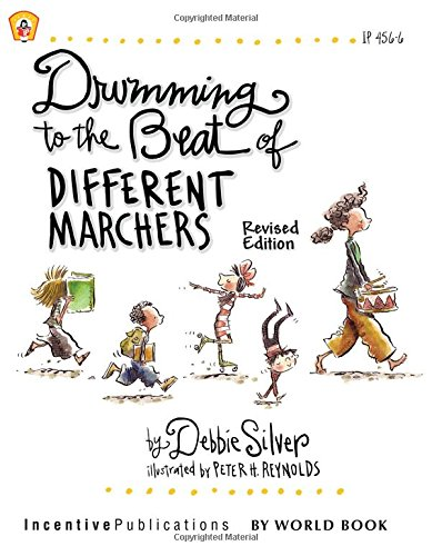 Drumming to the Beat of Different Marchers Finding the Rhythm for Differentiated Learning 2nd 2014 edition cover