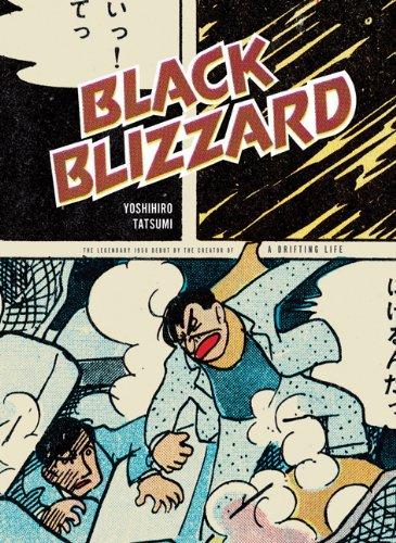 Black Blizzard   2010 edition cover
