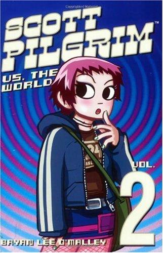 Scott Pilgrim vs. the World   2004 edition cover