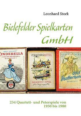 Bielefelder Spielkarten Gmbh N/A 9783833493126 Front Cover
