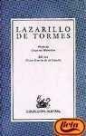 Lazarillo de Tormes 52nd 2000 edition cover