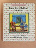 Little Grey Rabbit's Paint-Box   1986 edition cover