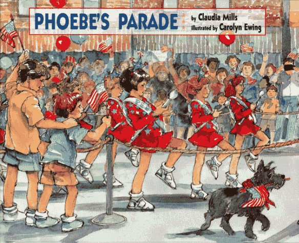 Phoebe's Parade  N/A 9780027670127 Front Cover