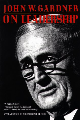 On Leadership   1993 edition cover