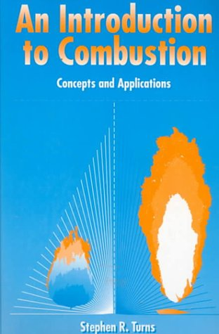 Introduction to Combustion : Concepts and Applications 1st 1996 edition cover