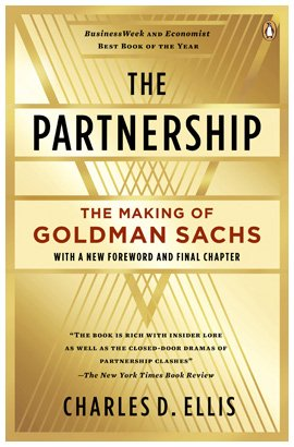 Partnership The Making of Goldman Sachs N/A edition cover