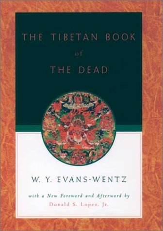 Tibetan Book of the Dead  4th 2000 (Revised) edition cover