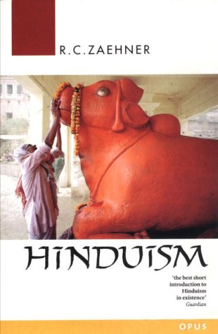 Hinduism  2nd 1997 (Revised) edition cover