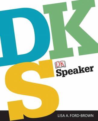 DK Speaker   2013 (Revised) edition cover