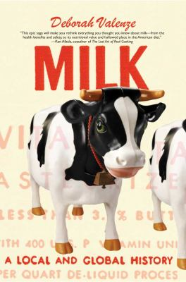 Milk A Local and Global History  2012 edition cover