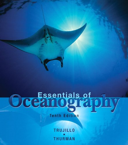 Essentials of Oceanography  10th 2011 edition cover