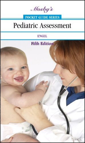 Mosby's Pocket Guide to Pediatric Assessment  5th 2006 (Revised) edition cover