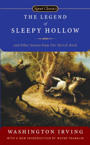 Legend of Sleepy Hollow and Other Stories from the Sketch Book   2006 edition cover