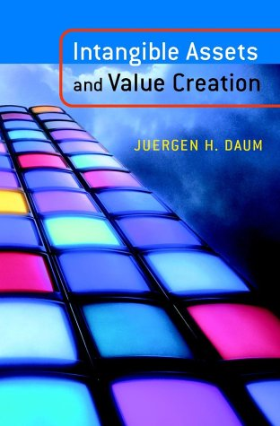 Intangible Assets and Value Creation   2002 9780470845127 Front Cover