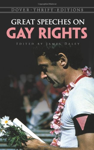 Great Speeches on Gay Rights   2010 edition cover