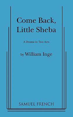 COME BACK,LITTLE SHEBA         N/A edition cover
