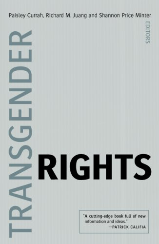 Transgender Rights   2006 edition cover