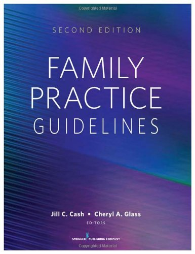 Family Practice Guidelines  2nd 2010 edition cover