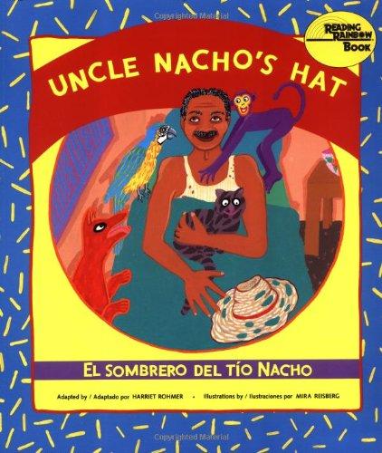 Uncle Nacho's Hat El Sombrero Del to Nacho  1989 edition cover