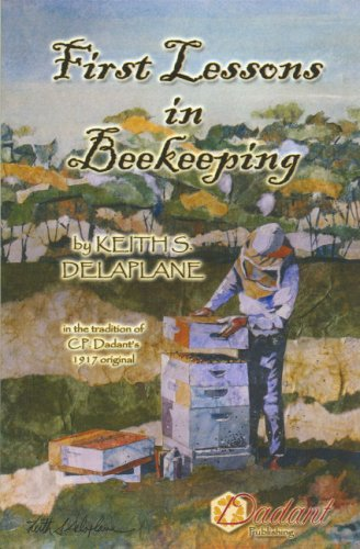 First Lessons in Beekeeping 1st 2007 edition cover