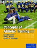 Concepts of Athletic Training  7th 2015 edition cover