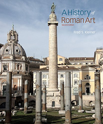 Cover art for A History of Roman Art, 2nd Edition