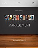 Marketing Management:   2017 9781337271127 Front Cover